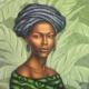 Fulani Girl 1 art print