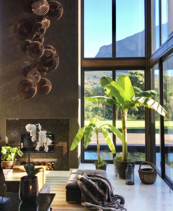 Interior Decor Fireplace