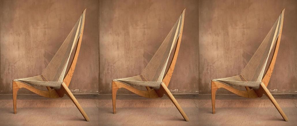 The Harp Chair