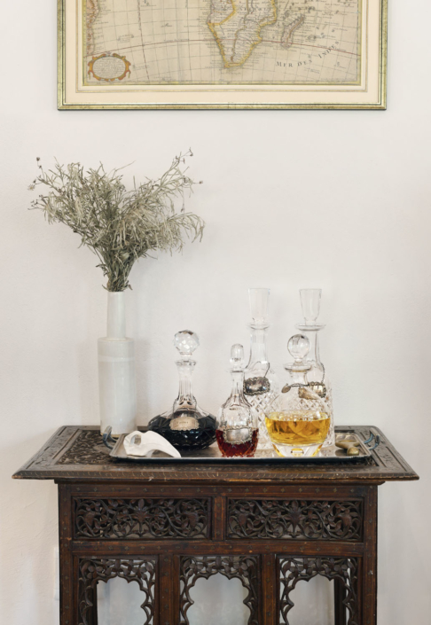 Nature_Estate Home lounge drinks tray